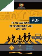 Plan Nacional de Seguridad Vial Bolivia