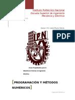 260436210 Metodos Numericos y Su Programacion en C Copia