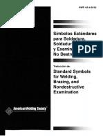 AWS A2.4-2012 SIMBOLOS ESTANDARES PARA SOLDADURA, SOLDADURA FUERTE Y EXAMINACION NO DESTRUCTIVA.pdf