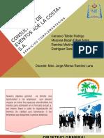 Consultora de Eventos «de La Costa»