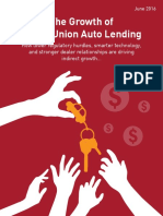 The Growth of Credit Union Auto Lending - White Paper