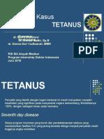 PRESKAS Tetanus