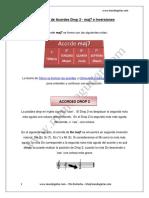 Leccion 3.9 Todas Posiciones de Acorde Maj7 Drop 2