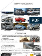 Hybrid Electric Vehicles (HEVs)