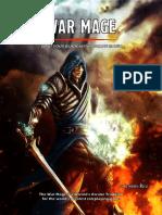 Arcane Tradition_War MAge