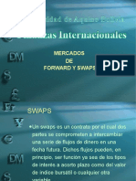 Forwards y Swaps