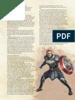 Fighter Archetyoe Guardian