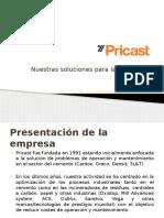 Pricast Termicas