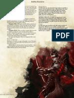 Fighter Archetype_Blood Knight