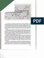 Conceptos, Tipos y Protagonistas de La Enseñanza Capitulo 1 Libro Eva. de Inst. Educ
