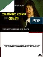 Conhecimento Segundo Descartes