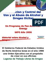 35. Alcohol y Drogas