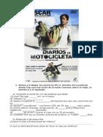 Diarios de Motocicleta - Actividades (Segundo Curso)