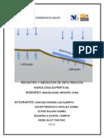 Registro y Medicion de Infiltracion.docx España