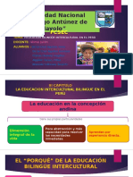 Educacion Bilingue Intercultural