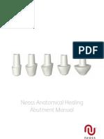 10867-0 Neoss Anatomical Healing Abutment Manual Hi Res 2009-05-19