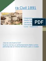 Guerra Civil 1891 Javi ,Feña ,Cami y Nadia (1)
