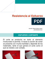 2.1 Resistencia Cortante