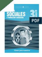 Claves Ciencias Sociales 3º Básico