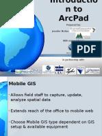 3.5-Intro to ArcPad