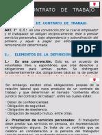 2. Contrato Individual de Trabajo
