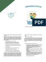 Cartilla Para Padres Sobre Convivencia Escolar. 2015