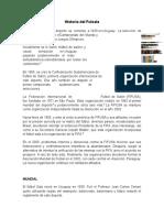 Historia Del Futsala