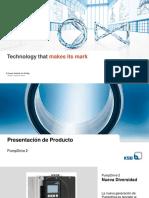 Technical Presentation PDrv2 ES