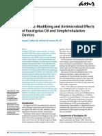 Articulo científico de eucalipto