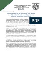 Resumen Del Artículo SDRC