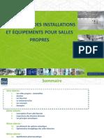 Salles Propres Conception Des Installations Et Équipements