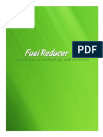Homemade Fuelreducer Instruction