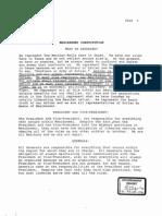 Constitution of the Mexican Mafia in Texas