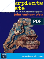 La Serpiente Celeste - John Anthony West