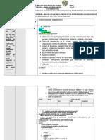 Estructura Del Diagnóstico