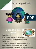 Igualdad de Derecho Edurardo Vila Naranjo y Cristobal