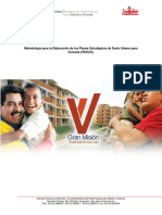 Instructivo Ficha PESUVI - Fase I y II