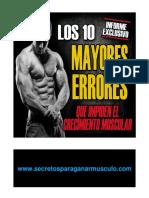 Libro ۩ Secretos Para Ganar Músculo PDF de Jason Ferruggia