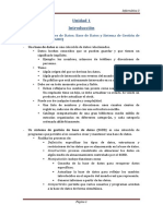 Informatica 3 - Sistemas de Bases de Datos