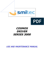 Cosmos 3000 Manual En