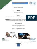 LOS MEDIOS DE ENSEÑANZA Y LAS TIC APLICADAS A LA EDUCACIÓN