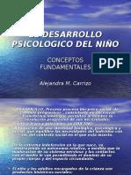 EL DESARROLLO PSICOLOGICO DEL NIÑO.ppt