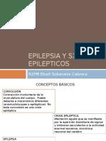 Epilepsia y síndromes epilepticos