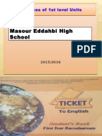 Ticket to English