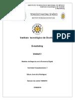 Instituto  tecnológico de Ocotlán actividad 1  unidad 2 e-marketing.docx