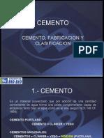 Produccion de Cemento