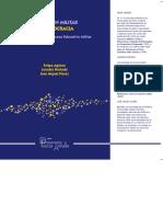 3º Educacion Militar en democracia. Aproximaciones al proceso educativo militar.pdf
