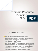 Enterprise Resourse Planning 20150511
