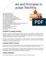 techniques and principles in language teaching  2