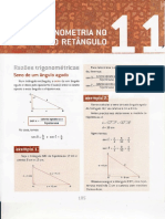 Cap. 11 - Trigonometria No Triangulo Retangulo